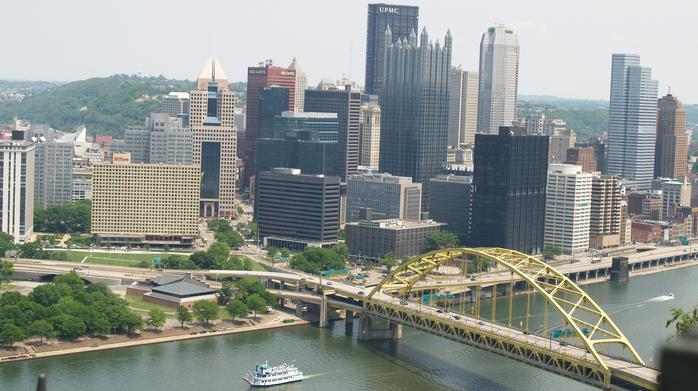 Pittsburgh gains in nationwide analysis of local economies
