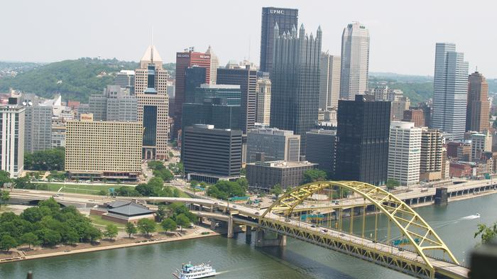 Pittsburgh named 'NextTech' city