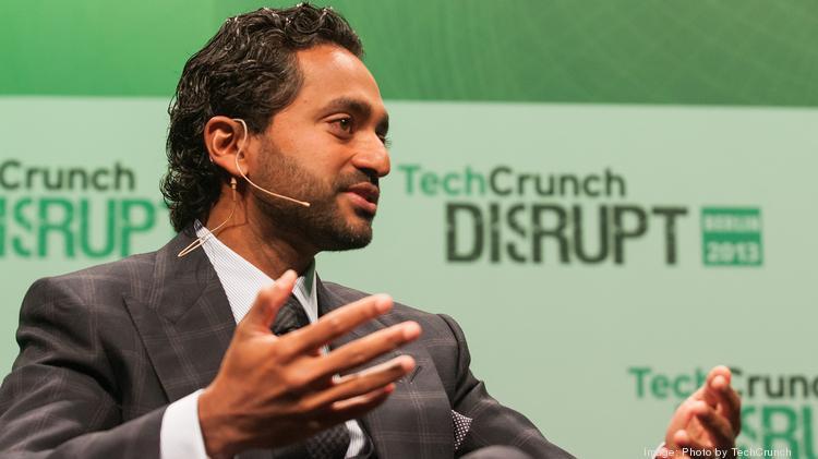 Social Capital founder Chamath...