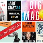 Buzzworthy business books of 2015 talked robots and the real deal behind Monopoly