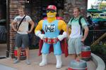 Exclusive with Universal's <strong>Mike</strong> <strong>West</strong>: Welcome to Springfield (Video)