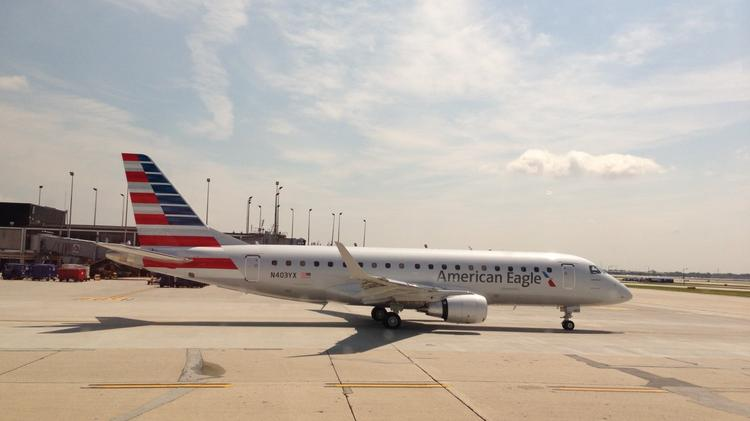 American Airlines Cuts Some Service In Pittsburgh