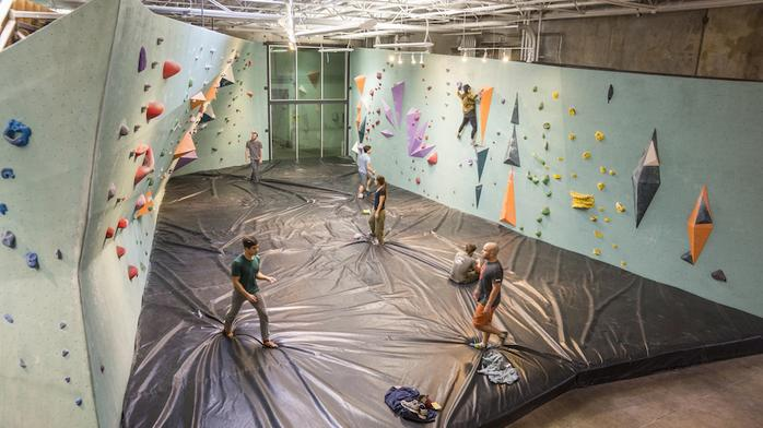 Bouldering gym will join Pryes Brewing on Mississippi riverfront near North Loop