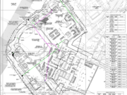This permit shows the underground plan that is rumored to be Neverland Tunnels (near the bottom).