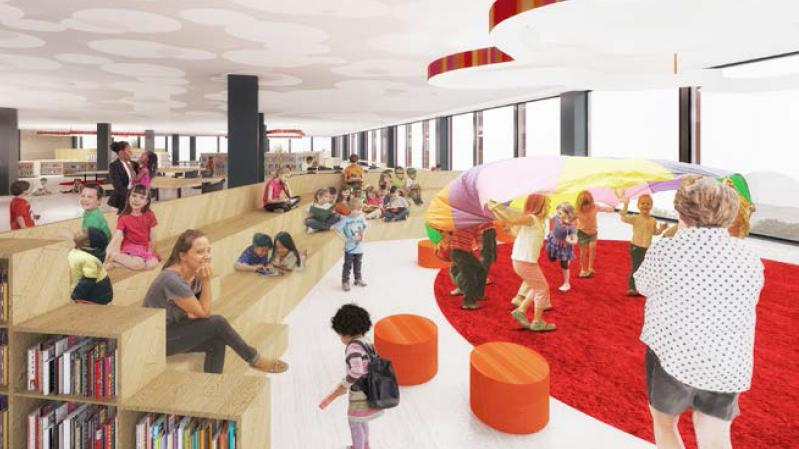 D.C.'s MLK Library has shut its doors. Check out what's planned for its total renovation.