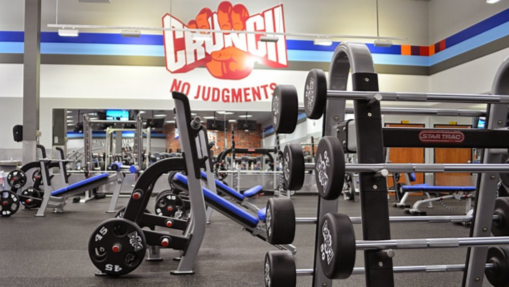 Crunch Fitness To Open First Maryland Gym At Canton Crossing Ii Baltimore Business Journal