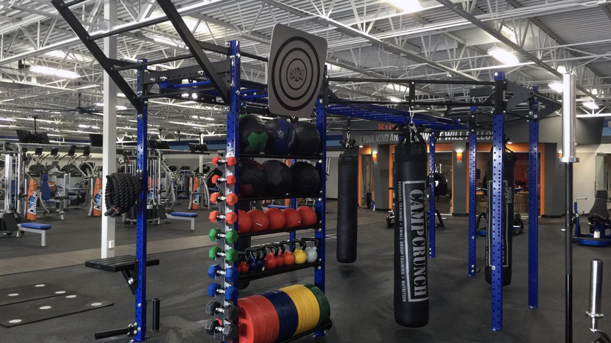 Crunch Fitness Buys Five World Gym Sites Buffalo Business First