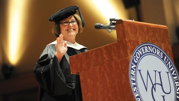 WGU Washington Chancellor Jean Floten is stepping down after five years
