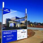 VA Health Care Center prepares to open