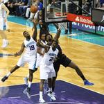 Box office report: Hornets on pace at halfway mark