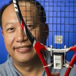 TuringSense's wearable sensors might help improve your tennis swing