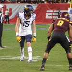 ASU angst: West Virginia <strong>burns</strong> Sun Devils in 43-42 Motel 6 Cactus Bowl shootout
