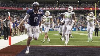 Do you plan to attend the 2017 Valero Alamo Bowl featuring TCU and Stanford?