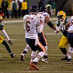 Chicago Bears end season with a loss and lackluster TV numbers