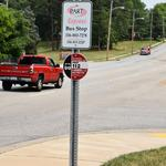 PART to eliminate Oak Hollow Mall bus stop