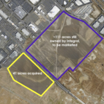 Exclusive: Industrial developer buys big chunk of Fremont once eyed for
