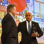 Denver, Panasonic unveil 'smart city' tech projects at CES