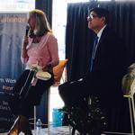 U.S. Treasury secretary in Denver to tout new retirement savings plan