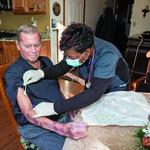 In-home care becomes a challenge