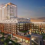Second hotel site at Crescent Stonewall Station acquired; 181-room hotel planned