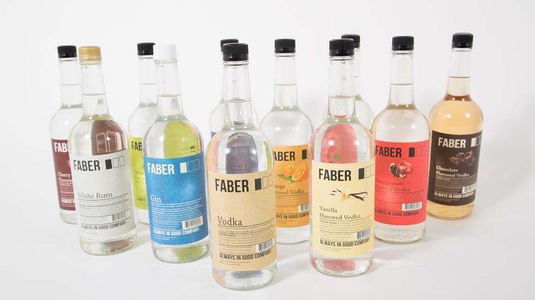Bucks County maker of Faber liquor line rebrands & relocates
