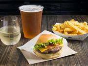 Shake Shack will be on the main concourse in the newly renovated center field area of Minute Maid Park.