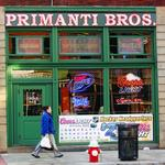 Five things to know today, and fish is out at Primanti's (at least until Sunday's game)