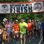 CareFirst takes over as title sponsor of Baltimore 10 Miler