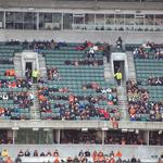 Here's how the Bengals fared at the turnstiles this season