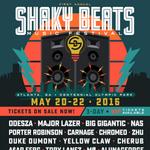 Shaky Beats adds Major Lazer, Chromeo, ZHU, AlunaGeorge, Years & Years to lineup