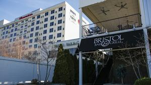 A Bristol Bar & Grille location is closing