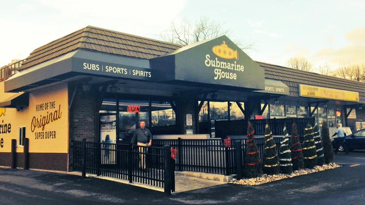Superior Submarine House Is Preparing To Open Its New Washington Township Location  On Monday. Pictured Is