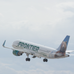 Frontier Airlines landing in Buffalo with low fares to four Florida cities