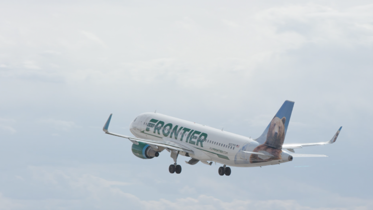 Frontier Adds 21st Nonstop Flight From Phl Airport