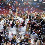 Chick-fil-A Peach Bowl to benefit from rescheduling of college football semifinal games