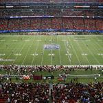 Chick-fil-A Peach Bowl moves to New Year's Day