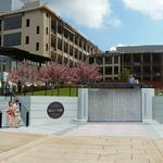 Development of Bailey Park in Innovation Quarter continues, thanks to local support