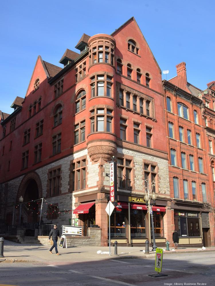 Herb Ellis Pays Big Tax Bill On Downtown Albany Properties