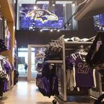 Ray Rice's ouster from Ravens leaves retailers 'holding the bag' on merch