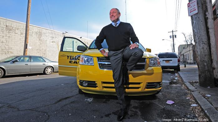 Albany transportation company loses half its taxi business to Uber and Lyft