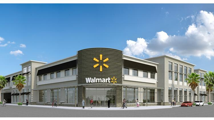 Wal-Mart announces new stores for West Palm Beach, Dania