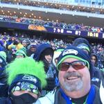 Seahawks snatch heart-stopping 10-9 victory from Vikings in NFC Wild Card game: Fans react to the stressful thrill of last minute victory