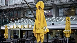 Parent co. of Panera looks to close nine D.C. Au Bon Pains