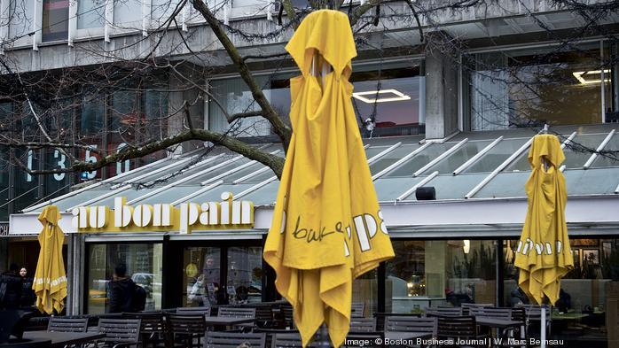 Parent co. of Panera looks to close nine D.C. Au Bon Pains
