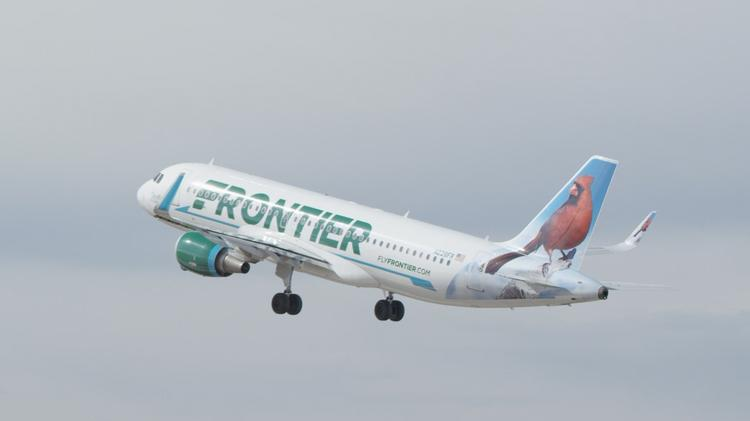 Denver Based Frontier Airlines Serves More Than 40 Cities In The United States Mexico