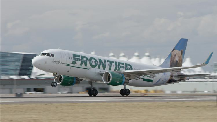 df8eaa576890 Frontier Airlines has announced it will add a nonstop seasonal route from  Charlotte to McCarran International