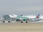 Frontier Airlines struggles with on-time landings, complaints in February