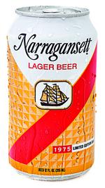 Jaws II: Narragansett is back with 1975 beer can design for actor's birthday