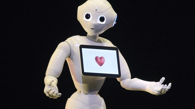 HSBC welcomes 'Pepper' the robot at downtown Seattle branch (Video