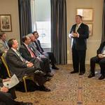 Pompeo holds town hall meeting to discuss general aviation